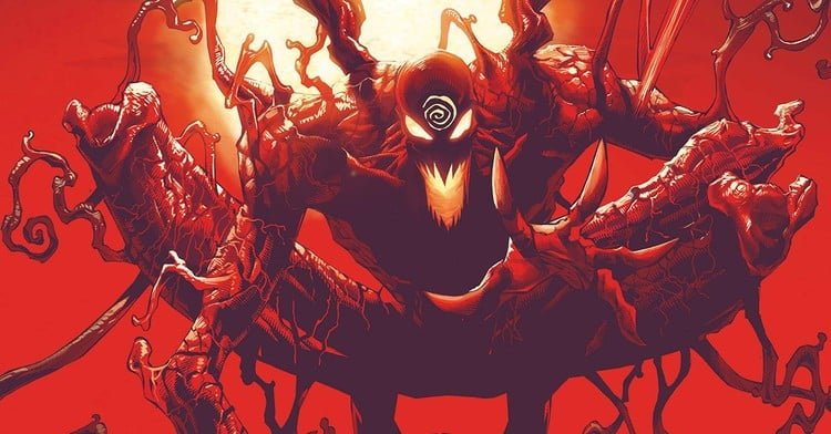Absolute Carnage comic cover