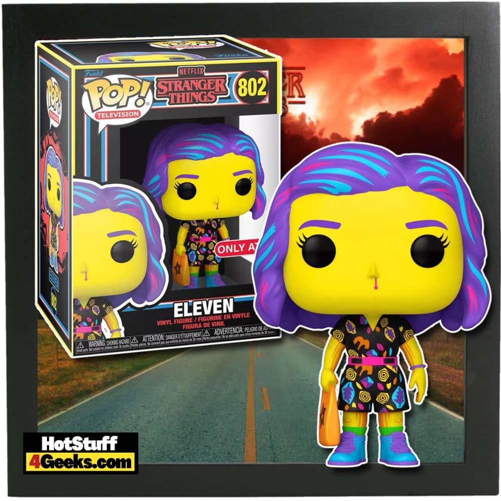 Funko POP! Stranger Things - Eleven Black Light Funko Pop! Vinyl Figure