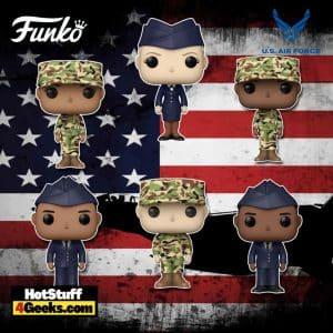 Funko Pop! Air Force - United States Air Force Funko Pop! Vinyl Figures