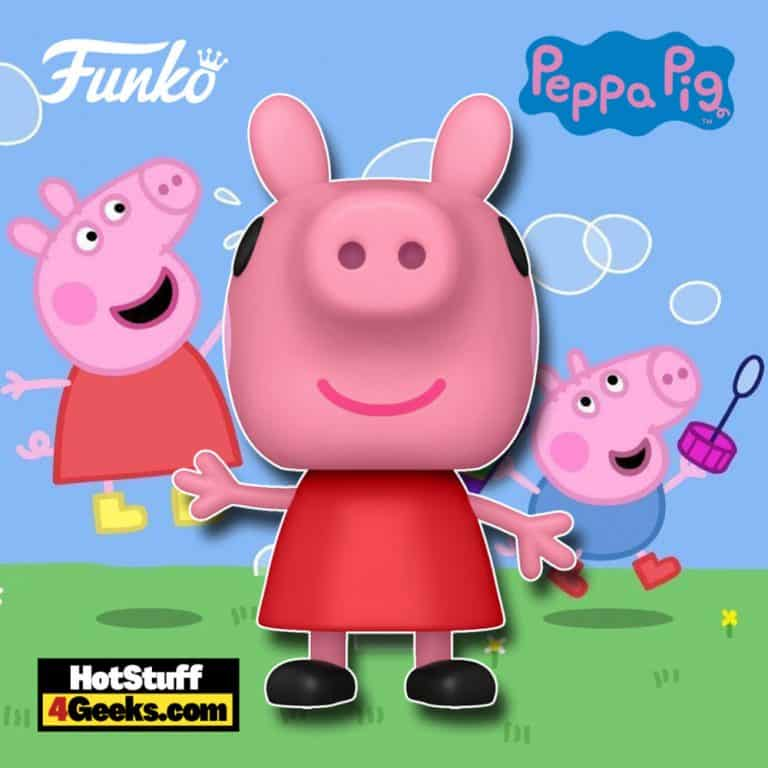 Funko Pop! Animation – Peppa Pig Funko Pop! Vinyl Figure
