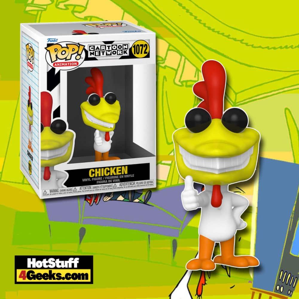 Funko Pop! Animation - Cow and Chicken Chicken Funko Pop! Vinyl Figure