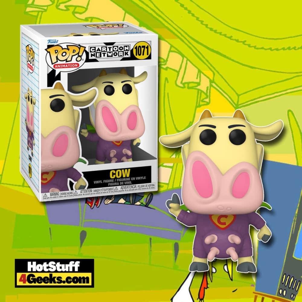 Funko Pop! Animation - Cow and Chicken Cow Funko Pop! Vinyl Figure