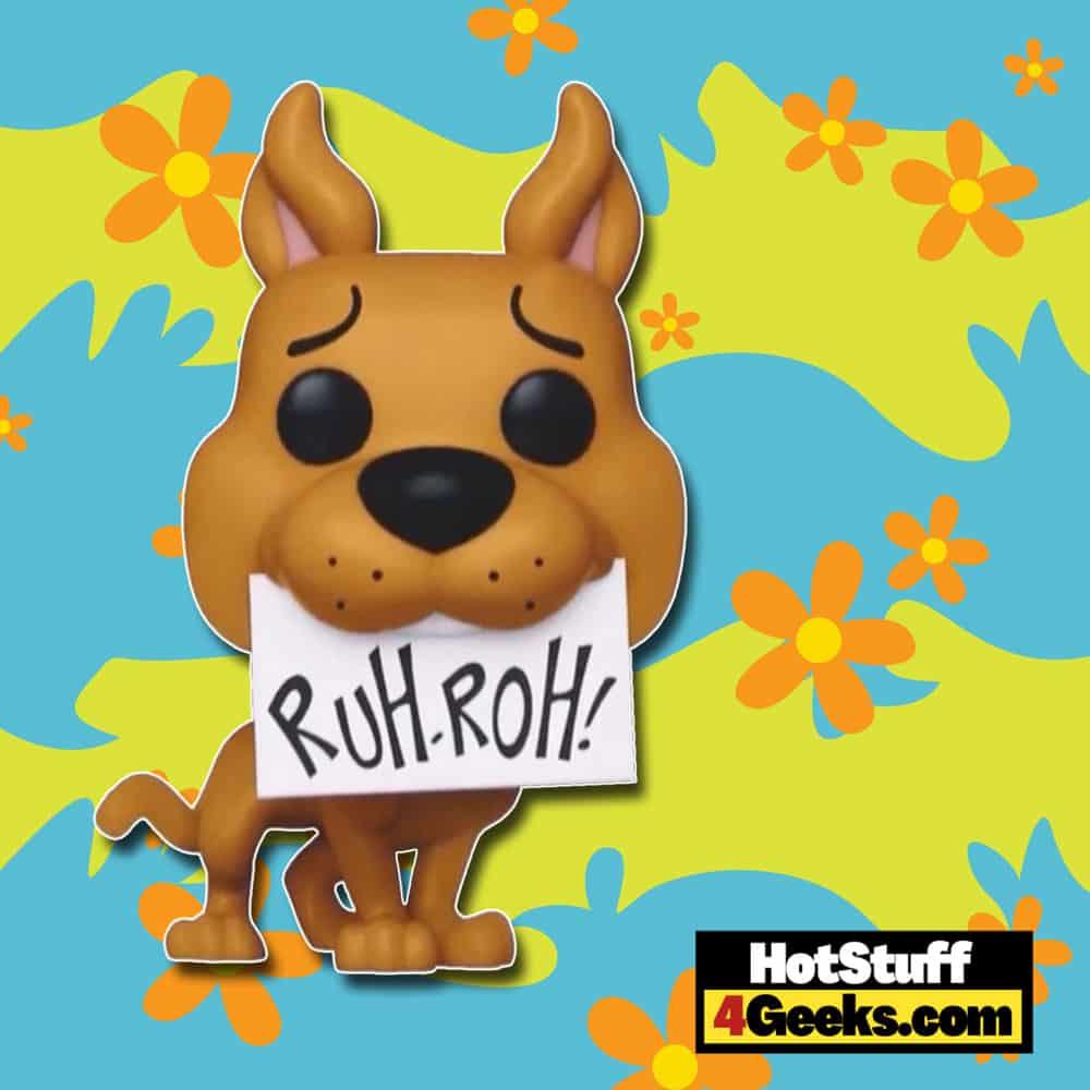 Funko Pop! Animation: Scooby-Doo Ruh-Roh! Funko Pop! Vinyl Figure - BoxLunch Exclusive