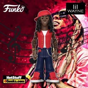 Funko Pop! Gold: Lil Wayne 5-inch Funko Pop! Gold Vinyl Figure