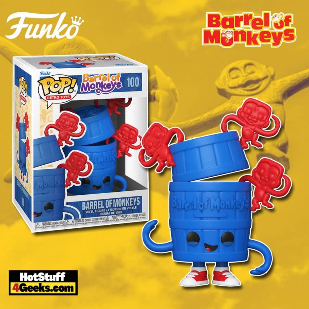 Funko Pop! Retro Toys Barrel of Monkeys Funko Pop! Vinyl Figure