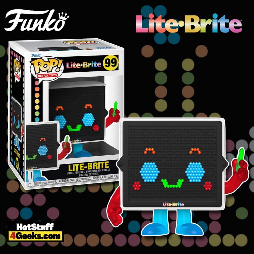 Funko Pop! Retro Toys Lite-Brite Board Funko Pop! Vinyl Figure