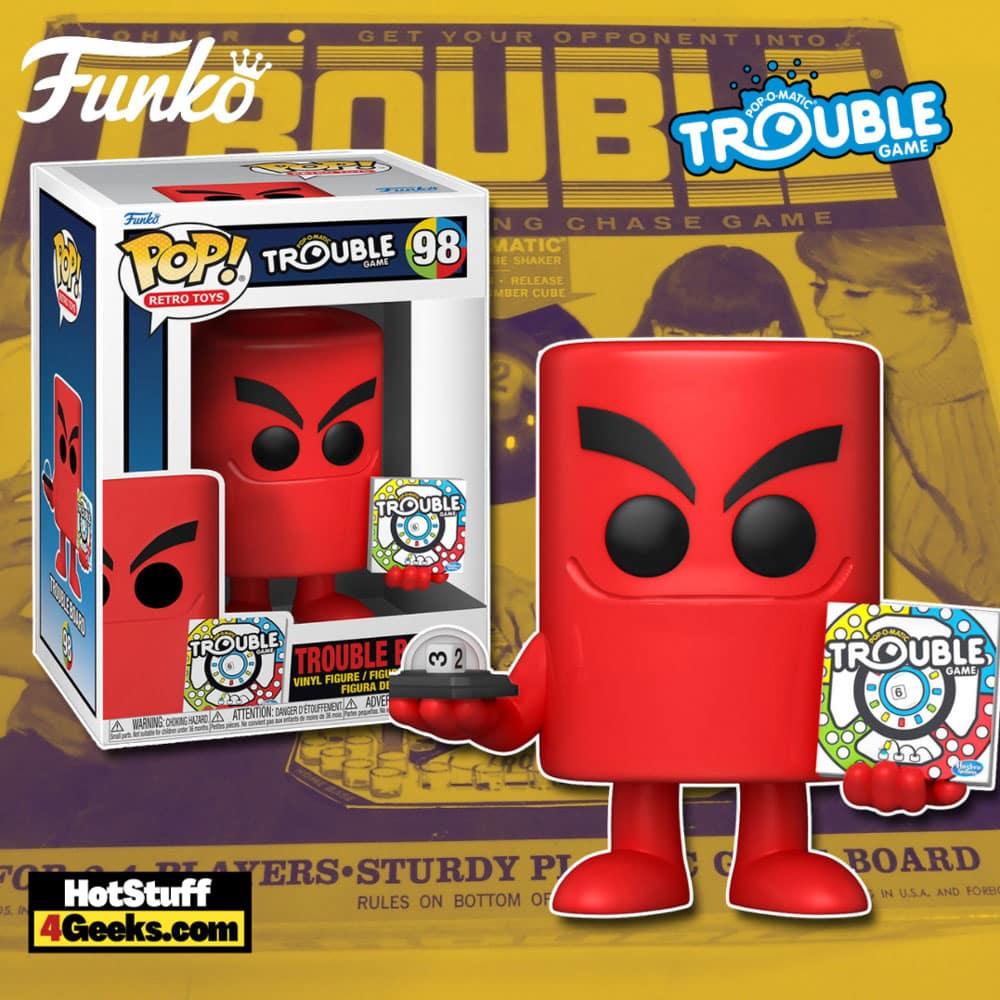 Funko Pop! Retro Toys Trouble Board Funko Pop! Vinyl Figure