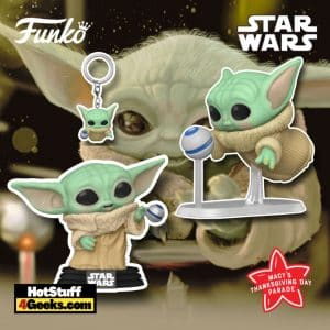 Funko Pop! Star Wars The Mandalorian - Macy's Thanksgiving Day Parade