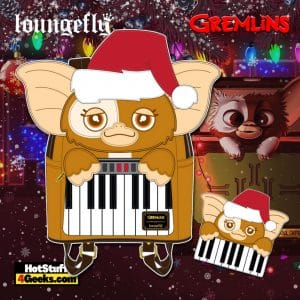 Gremlins Gizmo Holiday Keyboard Cosplay October 2021 Pre-Orders (Mini Backpack and Wallet)