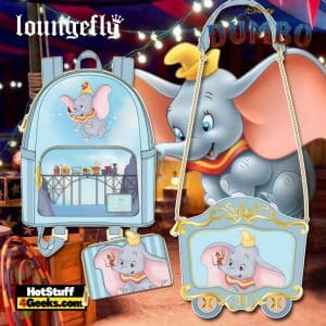 Loungefly Disney Dumbo 80th Anniversary October 2021 Pre-Orders