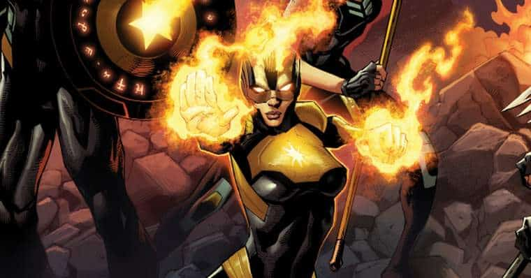 Marvel's Midnight Suns Captain Marvel
