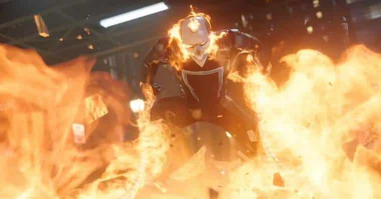 Marvel's Midnight Suns Ghost Rider