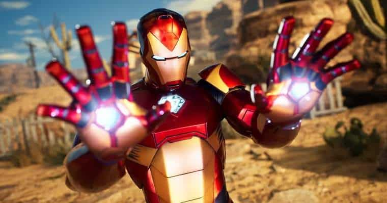 Marvel's Midnight Suns Iron Man
