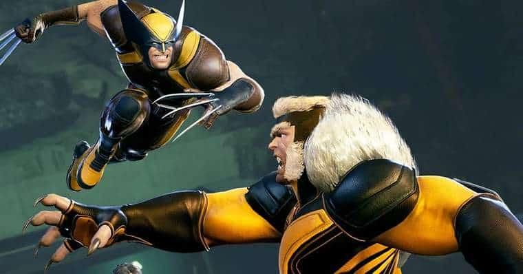 Marvel's Midnight Suns Wolverine