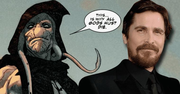 Meet Gorr! Christian Bale's Character in Thor God of Thunder