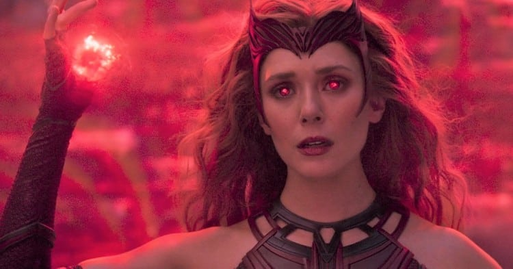 In the MCU the Scarlet Witch is also very powerful