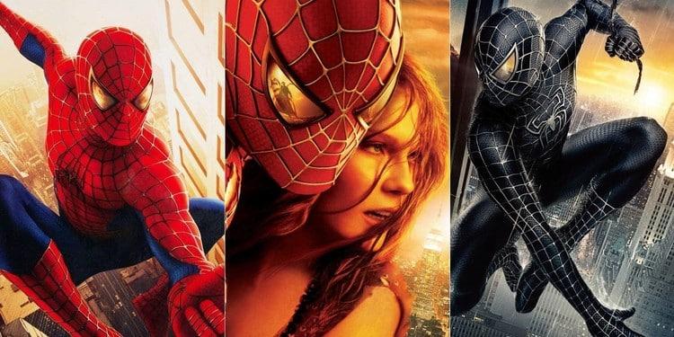 Sam Raimi's Spider-Man trilogy
