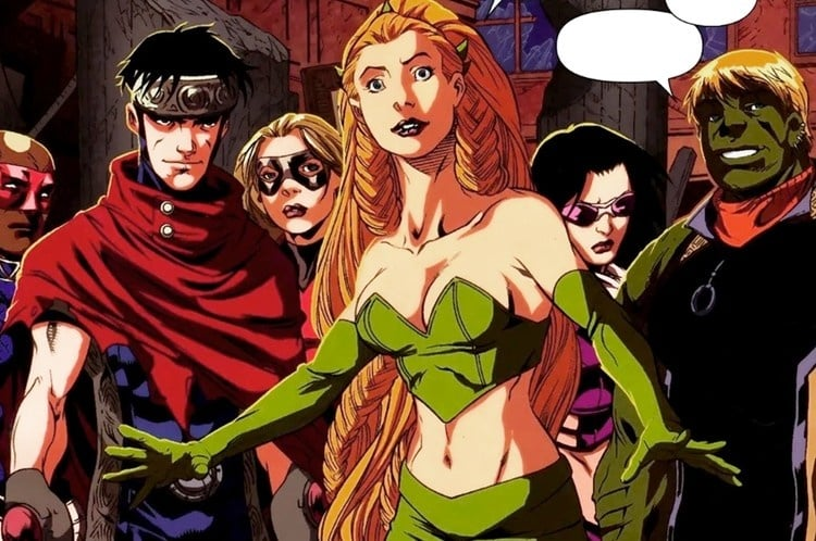 Sylvie and the Young Avengers