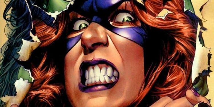 Titania, She-Hulk's arch-nemesis!
