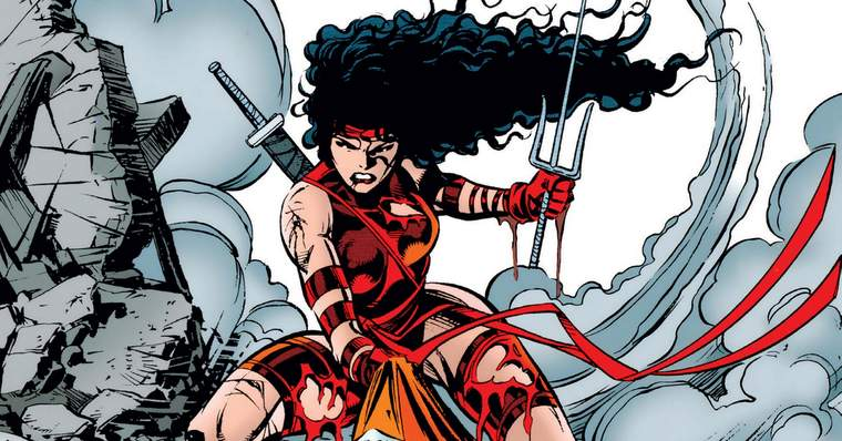 What If Elektra Had Lived? - What If? Vol. 1 #35