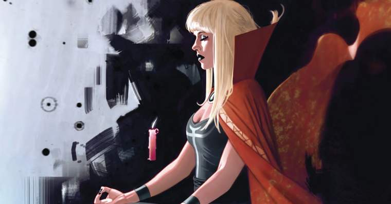 What If Magik Became The Supreme Sorcerer? - What If? Magik #1