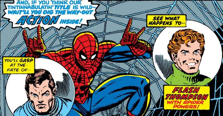 What If Someone Else Besides Spider-Man Had Been Bitten by The Radioactive Spider? - What If? Vol. 1 #7