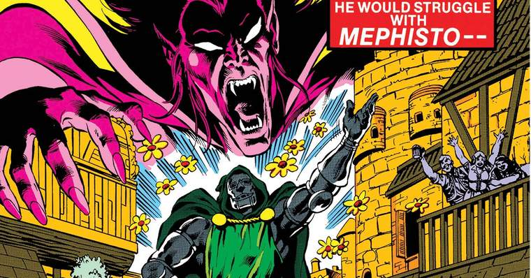 What If... Doctor Doom Had Become a Hero? - What If? Vol. 1 #22