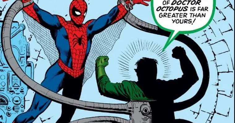 Doctor Octopus Creators and First Appearance