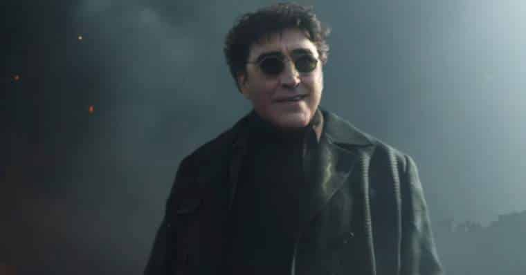 The Return of Alfred Molina