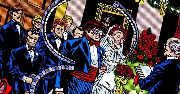 Doctor Octopus as Peter Parker's Stepfather?