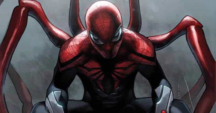 The Superior Spider-Man