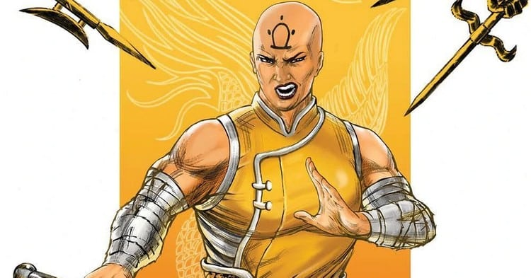Who is Xialing in Marvel Comics