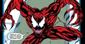 Why Is Carnage Red And Venom Black