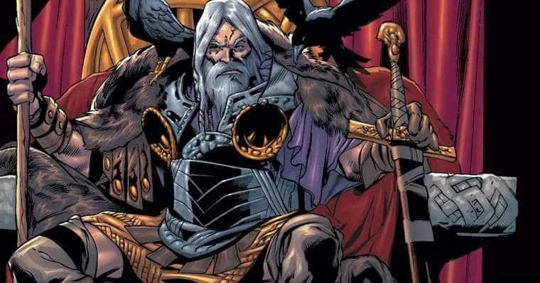 Why did Odin Enchant Mjolnir