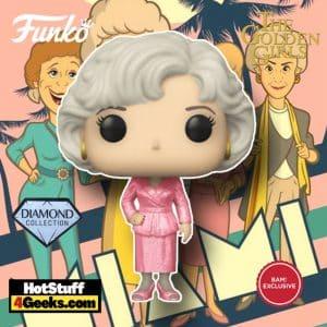 Funko Pop! Television: Golden Girls - Rose Nylund Diamond Glitter Funko Pop! Vinyl Figure - BAM Exclusive