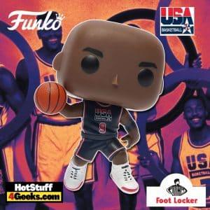 Funko Pop! Basketball - Michael Jordan 1992 USA Olympic Team Funko Pop! Vinyl Figure #115 - Foot Locker Exclusive