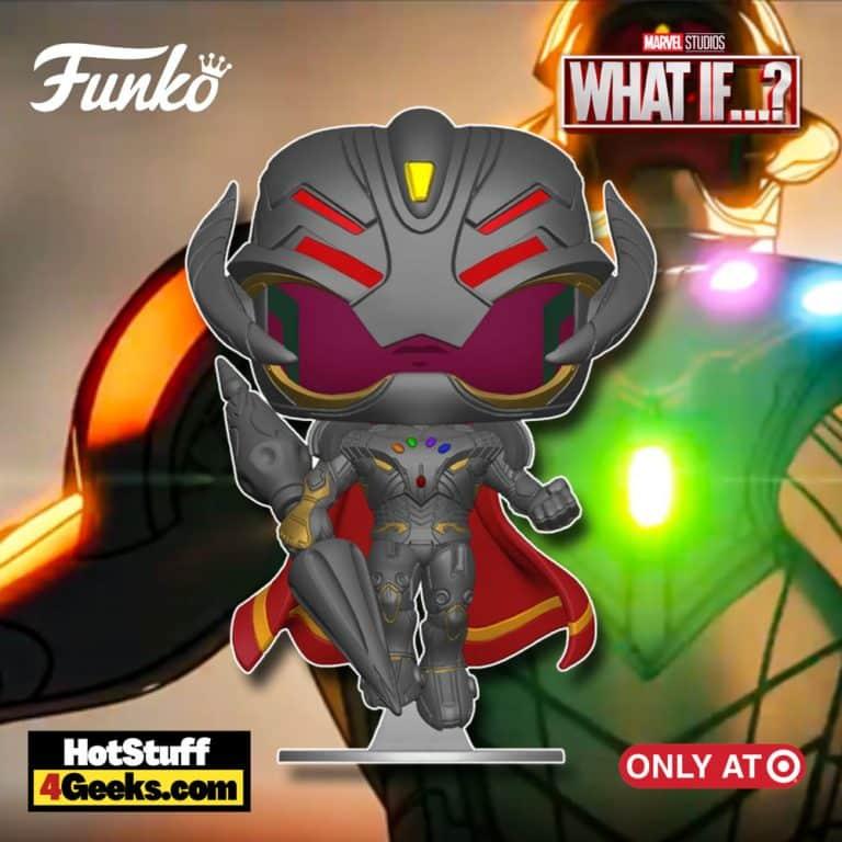 Funko POP! Marvel: What If...? Infinity Ultron (Weapon) Funko Pop! Vinyl Figure - GameStop Exclusive
