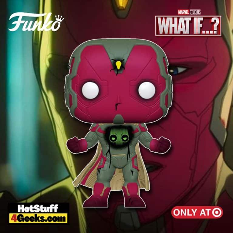 Funko POP! Marvel: What If...? - Zola Vision Funko Pop! Vinyl Figure - Target Exclusive