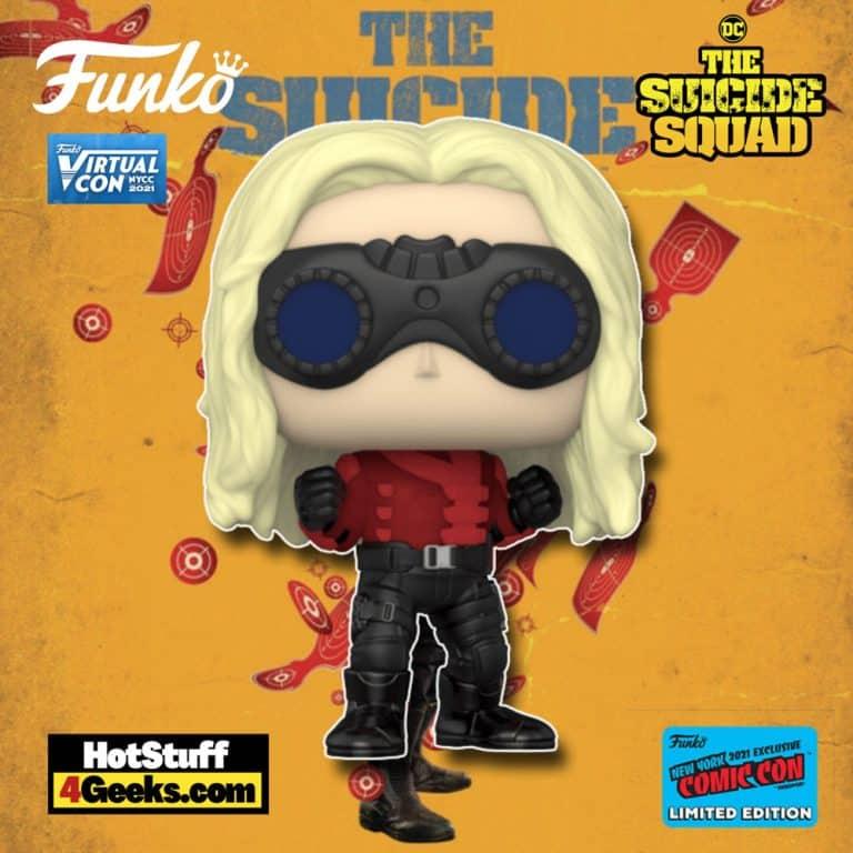 Funko Pop! DC: The Suicide Squad - Savant Funko Pop! Vinyl Figure is a Funko Virtual Con NYCC 2021 – Amazon Shared Exclusive