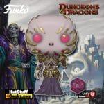 Funko Pop! & Die: Dungeons & Dragons – Vecna (With D20) Metallic Funko Pop! Vinyl Figure - GameStop Exclusive