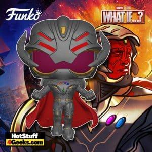 Funko Pop! Marvel What If…? Infinity Ultron Funko Pop! Vinyl Figure