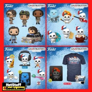 Funko Pop! Movies - Ghostbusters 3 Afterlife