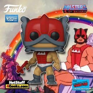 Funko Pop! Retro Toys: Masters of the Universe - Zodac Funko Pop! Vinyl Figure is a Funko Virtual Con NYCC 2021 – Toy Tokyo Shared Exclusive