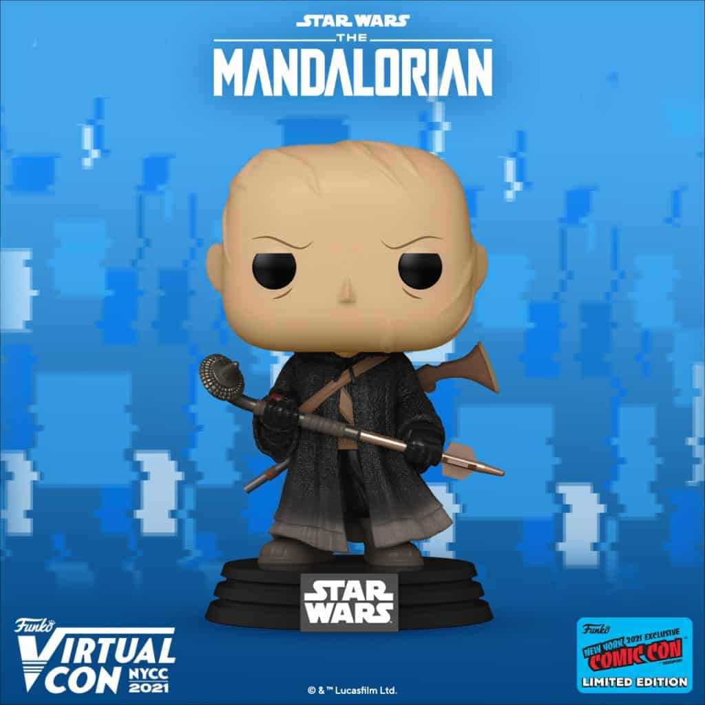 Funko Pop! Star Wars: The Mandalorian - Boba Fett Funko Pop! Vinyl Figure is a Funko Virtual Con NYCC 2021 – Walmart Shared Exclusive
