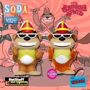 Funko Vinyl Soda! Banana Splits - Bingo Funko Vinyl Soda Figure is a Funko Virtual Con NYCC 2021 – Funko Shop Shared Exclusive